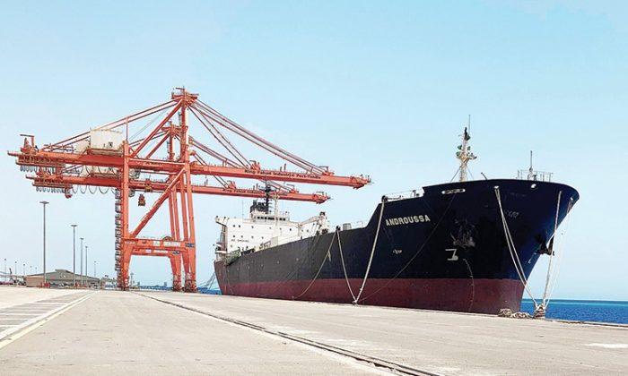 Jalur Pengiriman Jasa Import Barang dari Arab Saudi Lewat Laut